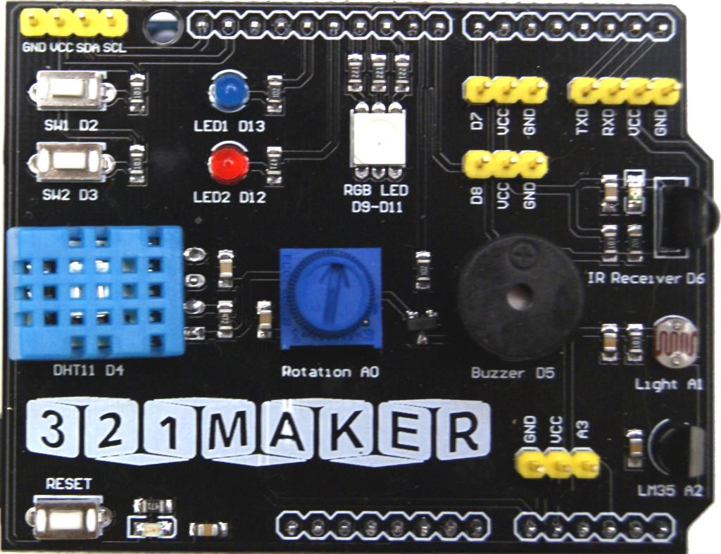 321Maker-IoTBoard