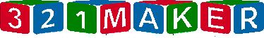 321Maker Logo